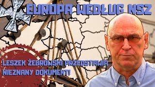 LESZEK ŻEBROWSKI – nieznany dokument z zakresu kontaktów zaplecza politycznego NSZ z Węgrami