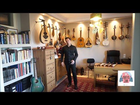 Γνωρίζοντας τον Ματθαίο Τσαχουρίδη μέσα από τα μουσικά του όργανα