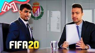 TENTEI CONTRATAR O PAQUETA! - Modo Carreira FIFA 20 Ep. 14