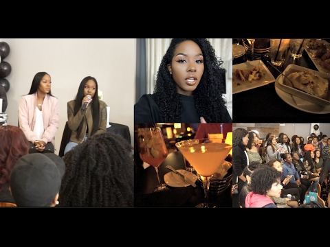 Movie Screening, New Hair  products, & 1st stop D.C