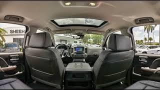 GMC Denali Truck Vehicle Interior 360 Autohitch