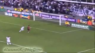 Santos 4 x 5 Flamengo 2011 Jogo Completo Full Game