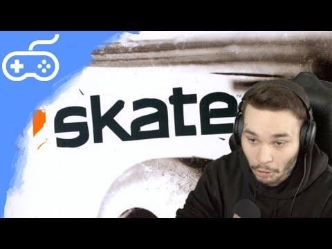 PRVNÍ DÍL SÉRIE SKATE! - Skate.