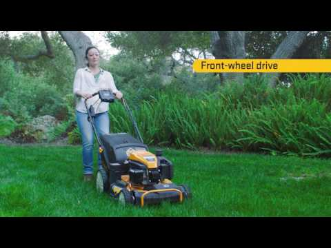 2019 Cub Cadet SC 700 H 21 in. Honda GCV190 Self Propelled in Sturgeon Bay, Wisconsin - Video 1