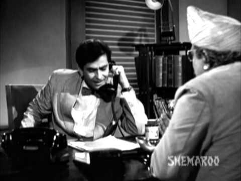 Shree 420 - Raj Kapoor - Nargis - Nadira - Raj Speaks Japanese - Best Comedy Scenes