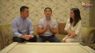 Nakapanayam ng Balitang Q si Ginoong Anthony Angodung ng Ventaja International Corp. upang ibahagi s