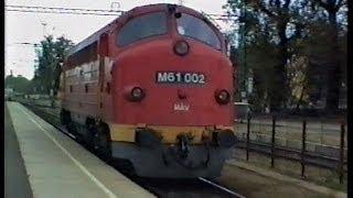 preview picture of video '1995.10.21. Vonatok Balatonszentgyörgy-Murakeresztúr-Fonyód  M40-227,M61-002,M62-266 és kotársaik'