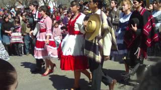 Desfile Fiestas Patrias LIC 2010