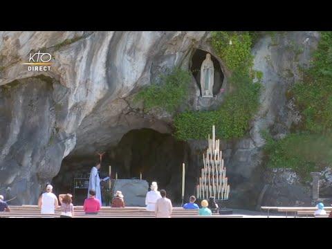 Chapelet à Lourdes du 29 mai 2020