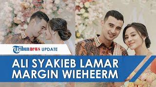 Lamar Margin Wieheerm di Depan Keluarga, Ali Syakieb Tak Kuat Tahan Tangis Bahagia