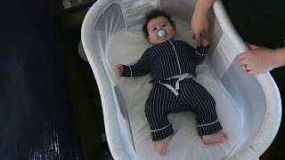 Major safety issues found with in-bed infant sleepers