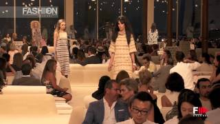 CHANEL Dubai Cruise Collection 2014 2015 By Fashion Channel