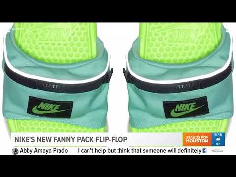 5530994f282 Nike s fanny pack sliders - would you wear them