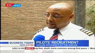 KQ set to hire 20 pilots to ensure airline efficiency
