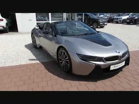 Video BMW i8 Roadster HK-WLan+DAB 360KAMERA Head Dr.Assist
