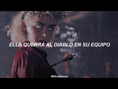 Billie Eilish - all the good girls go to hell // Chilling Adventures of Sabrina (español)