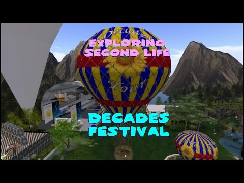 Exploring SL   Decades Festival