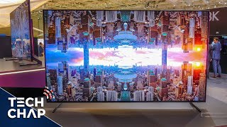 The 8K TV You Can Actually Buy! [Samsung Q900R QLED 8K] | The Tech Chap