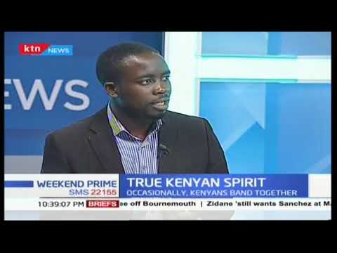 True Kenyan Spirit: 23rd September; What happens during the political season