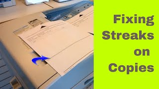 How to: dealing with Streaks when using an automatic document feeder