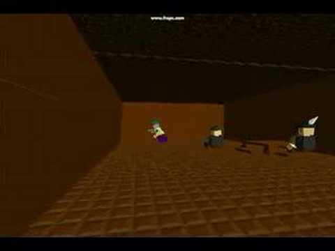 Blockland went BLOCKO - a random film