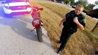 Cops Vs Bikers 2016   Cool Cops & Angry Cops [Ep.#18]