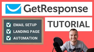 COMPLETE GetResponse Tutorial For Beginners 2019 (step-by-step)