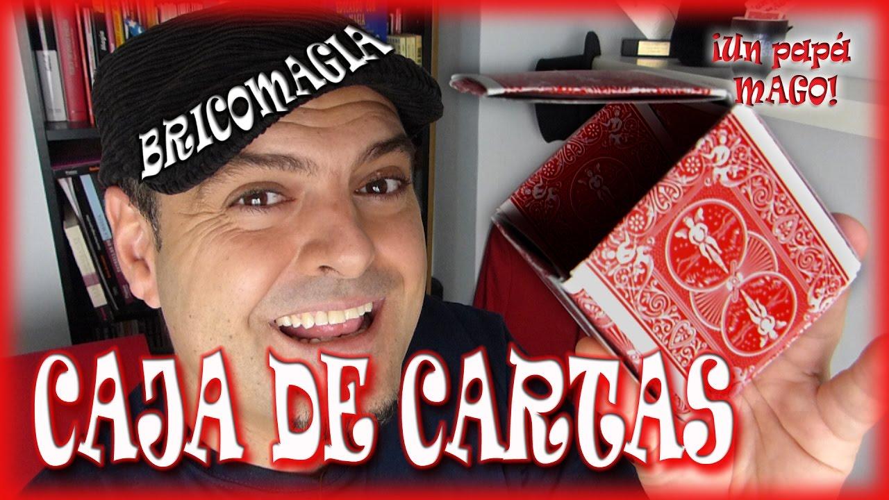 TRUCOS DE MAGIA | BRICOMAGIA | CAJA DE CARTAS | DIY | IsFamilyFriendly