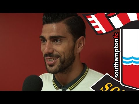 Saints striker Pellè on QPR wondergoal