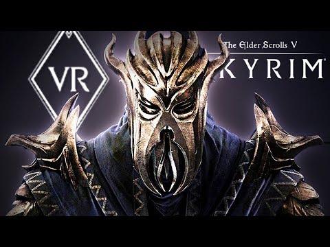 ТАИНСТВЕННЫЕ РАЗВАЛИНЫ! • The Elder Scrolls V Skyrim VR #7