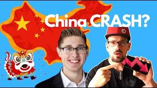 China Brennpunkt - EVERGRANDE Insolvenz, Risiken und mehr mit Michael Jakob