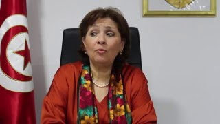 Témoignage de la militante tunisienne Siham Bensedrine sur Aït-Ahmed