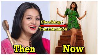 "Shocking Transformation ! Sameeksha Jaiswal From ""Zindagi Ki Mehek"" Serial   You Won't Believe"