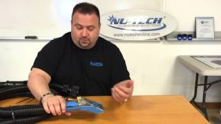 Mytee Dry Upholstery Tool Review Take 2