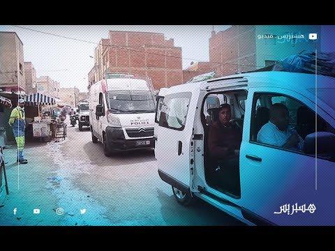 حملة بقا فدارك.. سلطات وجدة تقوم بجولات في شوارع المدينة لتوعية الساكنة