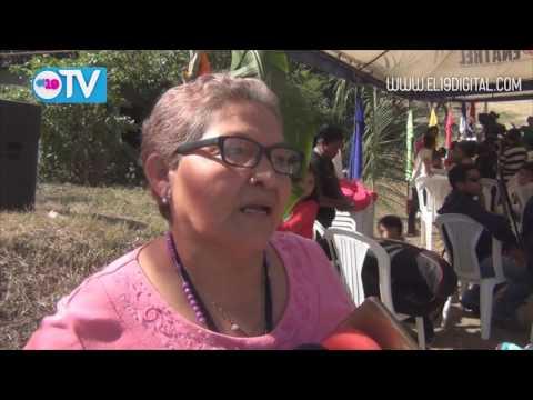 Energía eléctrica para Familias de Masaya