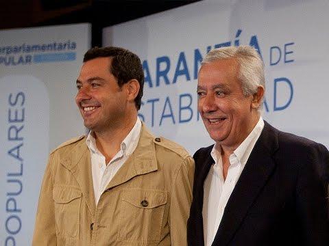 Intervención de Juan Manuel Moreno en la 21 Interparlamentaria Popular