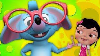 Chuhiya Rani Balgeet | चुहिया रानी बड़ी सयानी | Kids Channel India | Hindi Nursery Rhymes Baal Geet