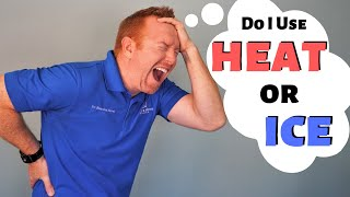 HEAT or COLD for Back Pain │ Is heat or ice best for pain and injuries?