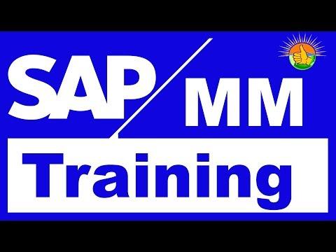 SAP MM Training Videos 1 - SAP MM Tutorial for beginners ( Call: + ...