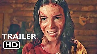 NIGHTMARE CINEMA Official Trailer 2 (2019) Mickey Rourke, Horror Movie