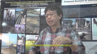 Profil Prof Ir Masyhur Irsyam MSE PhD