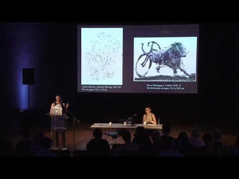 #33bienal (Simpósio Práticas de Atenção) Catherine Hansen e Joanna Fiduccia