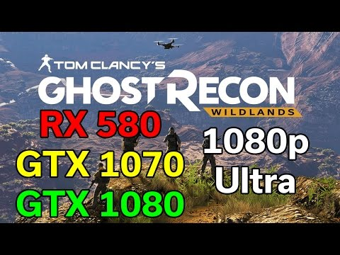 Bad performance :: Tom Clancy's Ghost Recon® Wildlands