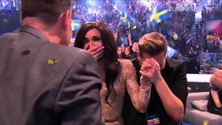 Headlines 10-05-2014 'Austria wins 2014 Eurovision Song Contest'