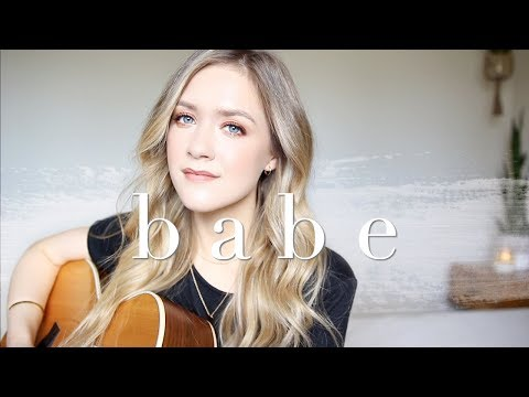 Babe - Sugarland ft. Taylor Swift Cover | Carley Hutchinson