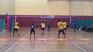 2019 A Div National Boys VJC vs TJC 3-0 Full Game