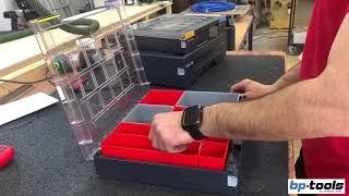 Vorstellung der Auer Toolboxen Pro Systemkoffer