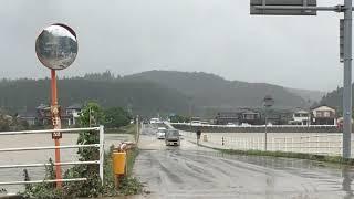 西日本豪雨熊毛町2018年7月