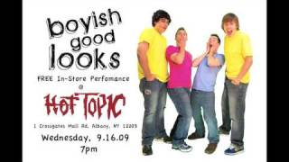 Boyish Good Looks: Hot Topic Practice